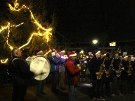 Optreden Kerstavond