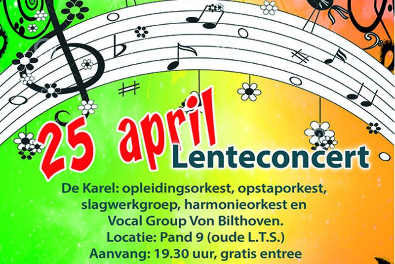 25 April 2015 – Verenigingsconcert