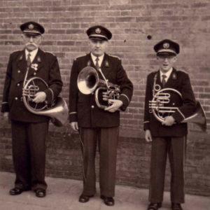 1960 - Drie Generaties Slosser, Allen Heten Antonie Slosser.