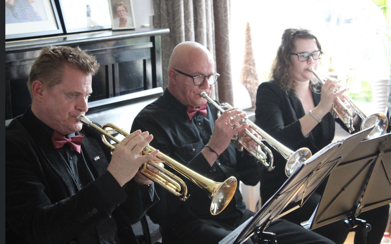 Huiskamer Concert Bommel Brass Op 15 Maart 2020