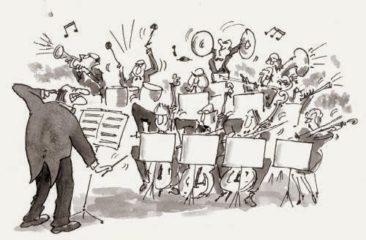 Repetities Orkesten Worden Hervat Op 16 Juni 2020