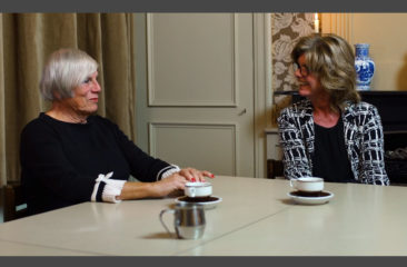 Kareljournaal 6: Monica Sips & Petra Teunissen